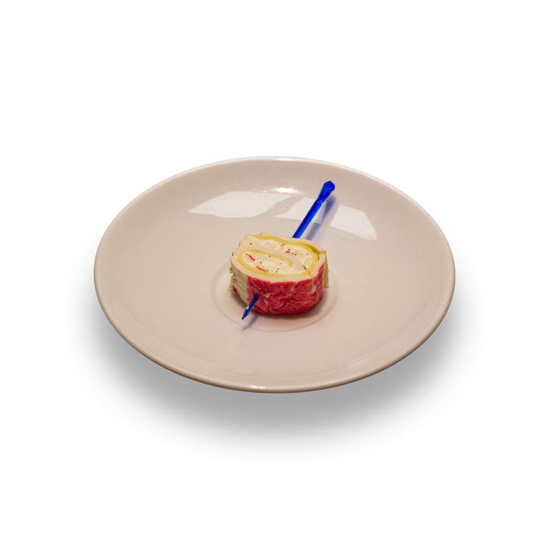 Ролл с крабовым мясом