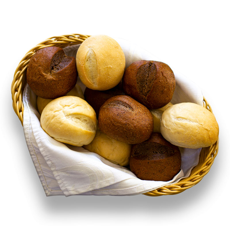 Теплый хлеб